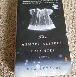 The Memory Keepers Daughter - book